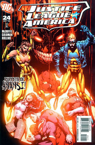 Justice League Of America Vol. 2 #24