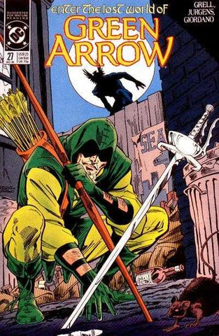 Green Arrow Vol. 1 #027