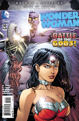 Wonder Woman (New 52) #50