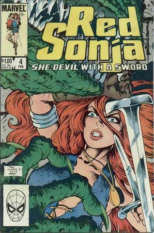Red Sonja Vol. 2 #04