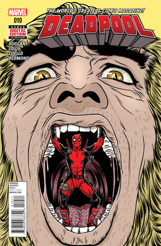 Deadpool Vol 4 #10