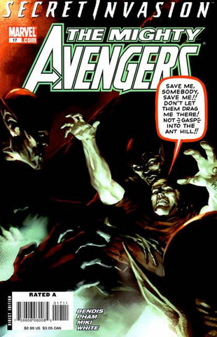 Mighty Avengers Vol. 1 #17