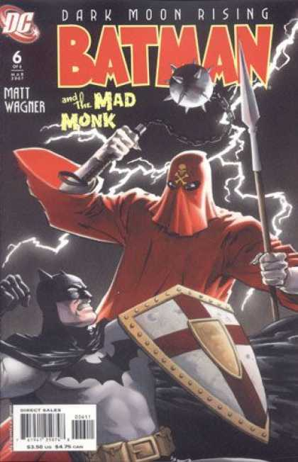 Dark Moon Rising - Batman And The Mad Monk #6