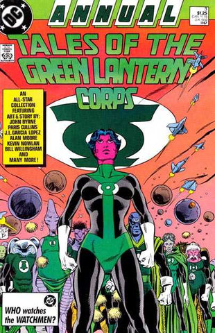 Tales Of The Green Lantern Corps Annual #3
