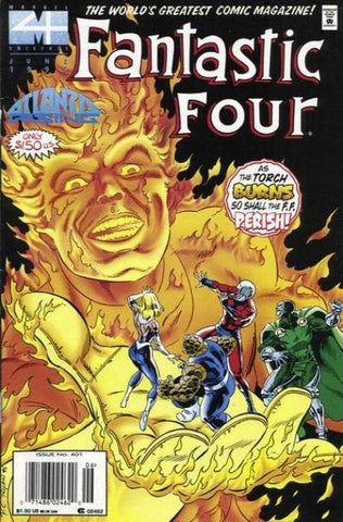 Fantastic Four Vol 1 #401