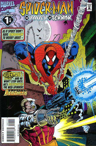 Spider-Man: The Power Of Terror #1