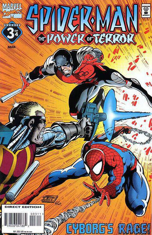 Spider-Man: The Power Of Terror #3