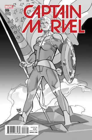 Captain Marvel Vol 8 #06