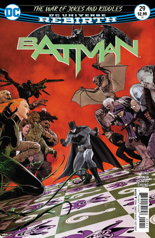 Batman Vol. 3 (Rebirth) #29