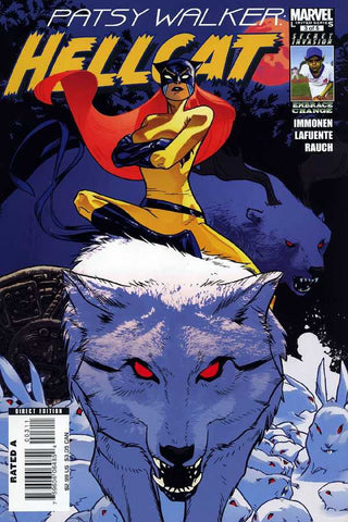 Patsy Walker: Hellcat Vol 1 #03