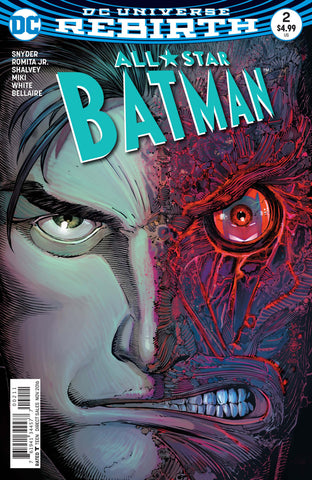 All-Star Batman (Rebirth) #02