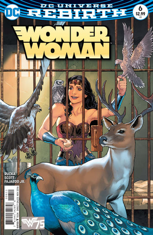 Wonder Woman (Rebirth) #06