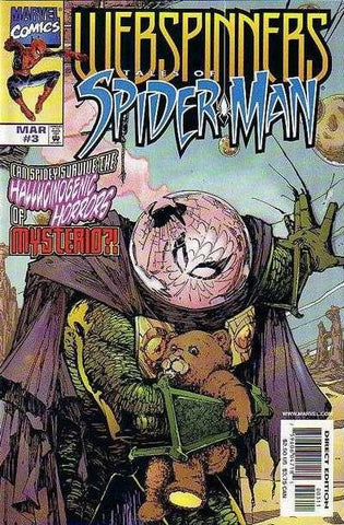 Webspinners: Tales Of Spider-Man #03