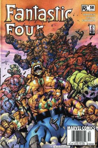 Fantastic Four Vol 3 #058