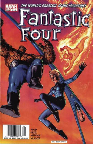 Fantastic Four Vol 3 #514