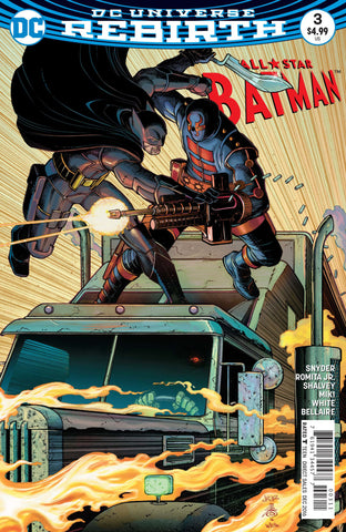 All-Star Batman (Rebirth) #03
