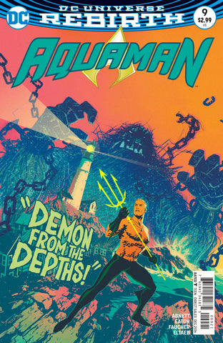 Aquaman (Rebirth) #09