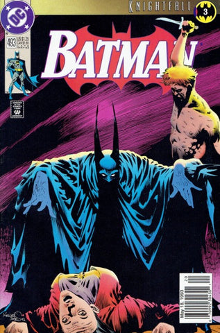 Batman Vol. 1 #493