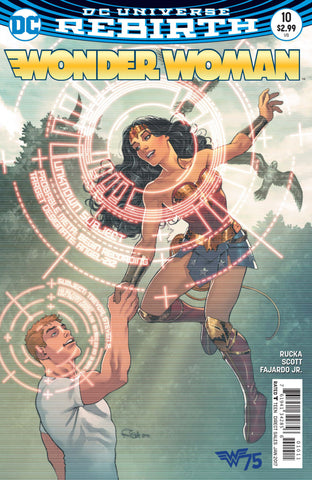 Wonder Woman (Rebirth) #10