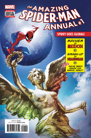 Amazing Spider-Man Vol. 4 Annual #1
