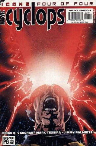 Cyclops Vol 1 #04