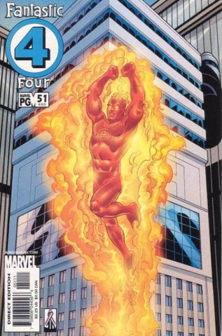 Fantastic Four Vol 3 #051