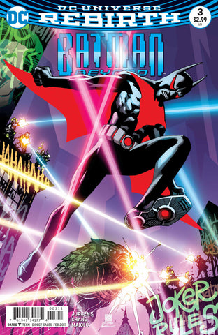 Batman Beyond (Rebirth) #03