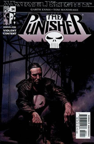 Punisher Vol. 4 #24