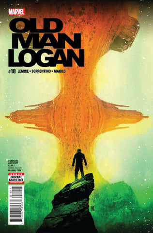 Old Man Logan Vol. 2 #18