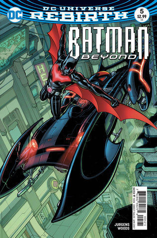 Batman Beyond (Rebirth) #05
