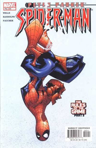 Peter Parker: Spider-Man Vol. 1 #55
