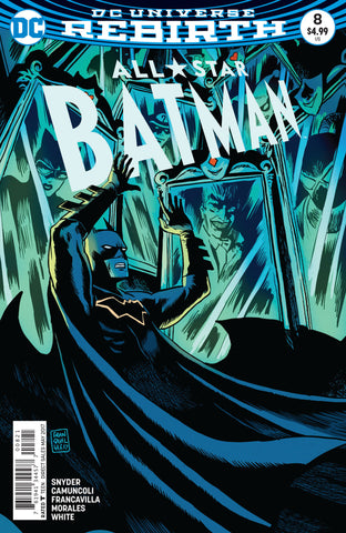 All-Star Batman (Rebirth) #08