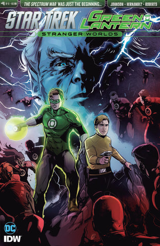 Star Trek/Green Lantern Vol. 2 #4