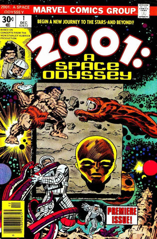 2001: A Space Odyssey #01