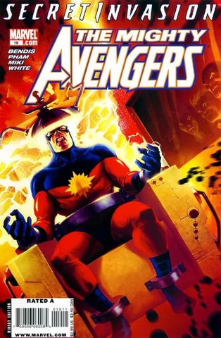 Mighty Avengers Vol. 1 #19