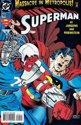 Superman Vol. 2 #092
