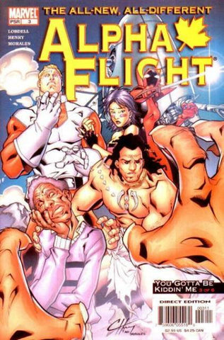 Alpha Flight Vol. 3 #03