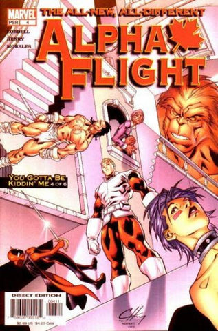 Alpha Flight Vol. 3 #04