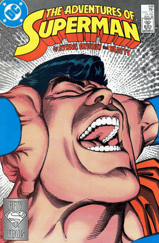 Adventures Of Superman Vol. 1 #438