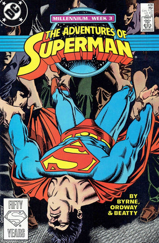 Adventures Of Superman Vol. 1 #436