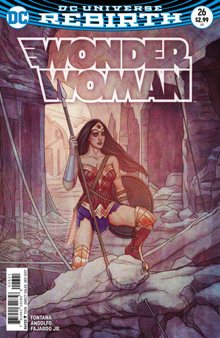 Wonder Woman (Rebirth) #26