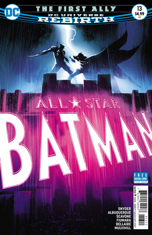 All-Star Batman (Rebirth) #13