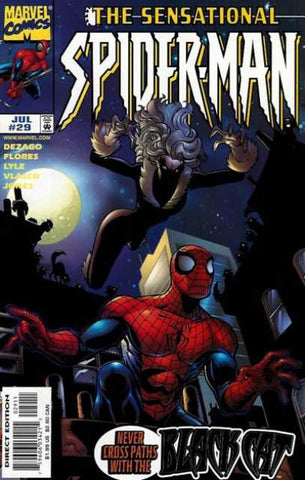 Sensational Spider-Man Vol. 1 #29