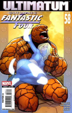 Ultimate Fantastic Four Vol 1 #58
