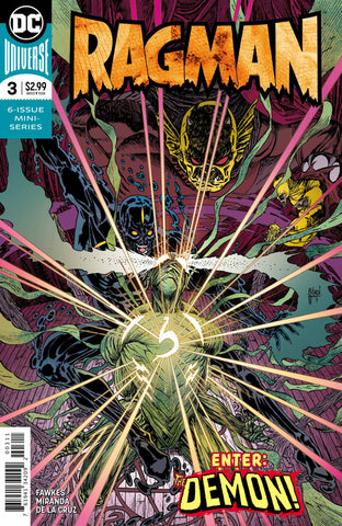 Dc Back Issues Tagged Ragman As Comics