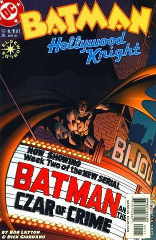 Batman: Hollywood Knight #1