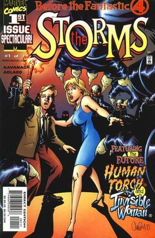 Before The Fantastic Four: The Storms #1