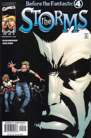Before The Fantastic Four: The Storms #2
