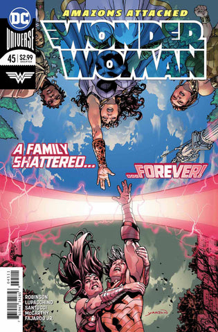 Wonder Woman (Rebirth) #45