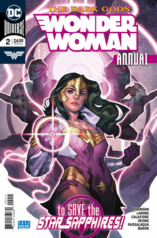 Wonder Woman (Rebirth)  Annual #2